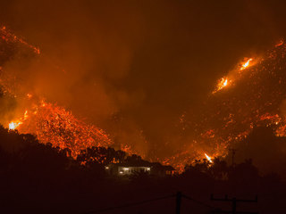 Thomas Fire officially declared extinguished