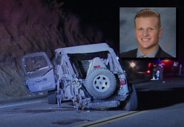 Granite Hills HS student killed in Alpine crash