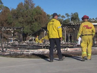 Crews inch closer to Lilac Fire containment