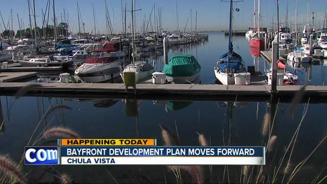 Port Commission to Hear Updated Harbor Plans