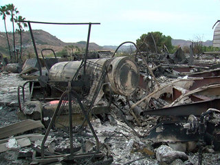 House passes Lilac Fire relief aid