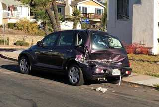 Dangerous driver nearly kills Point Loma man