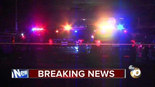 Man killed- another shot near City Heights park