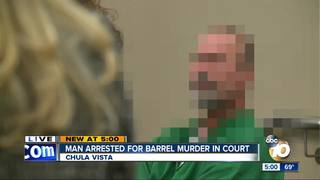 SD Bay body suspect pleads not guilty in court