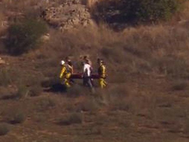 Parachutist injured in hard landing at Otay Lake