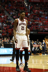 Aztecs open MWC play with loss at Wyoming