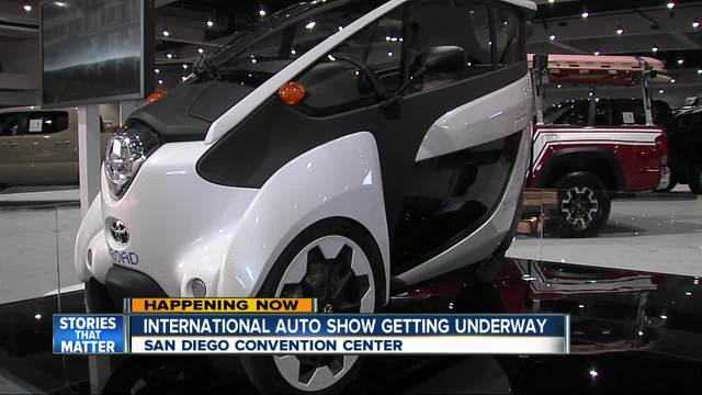 San Diego International Auto Show What You Need To Know News - San diego convention center car show