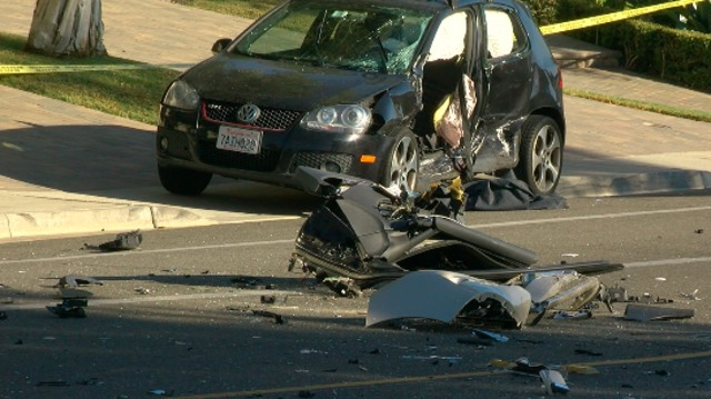 One Dead After Two Car Crash In Carlsbad Neighborhood
