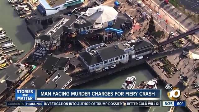 Suspect denies terror plans for San Francisco's Pier 39