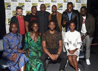 'Black Panther' ticket sales set MCU record