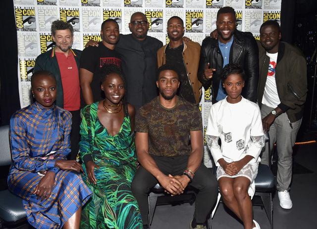 Even Lupita Nyong'o can't get her hands on 'Black Panther' tickets""