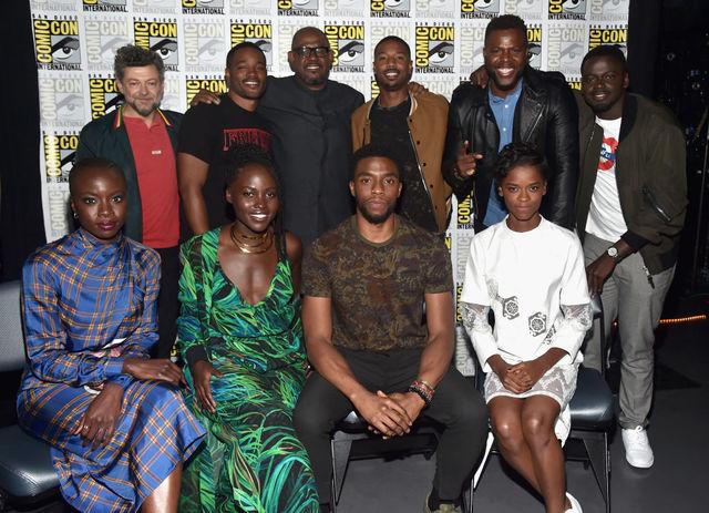 'Black Panther' breaks Marvel's pre-sale record on Fandango