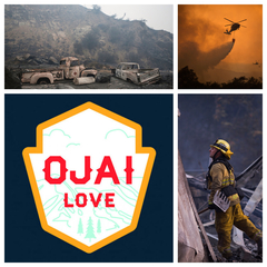 Ojai raising money for Thomas Fire victims