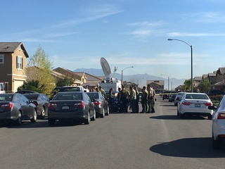 Investigators raid home where 13 siblings found