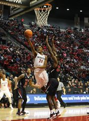 Aztecs drop another close contest to...