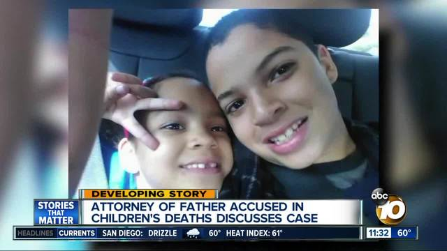 Father in court after children-s deaths