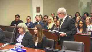 Perris couple pleads not guilty in abuse case