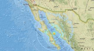 6.3 earthquake shakes Baja California