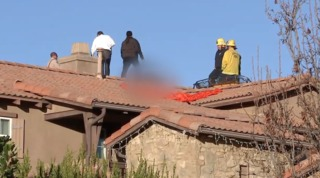 Skydiver killed in fall onto roof of Perris home