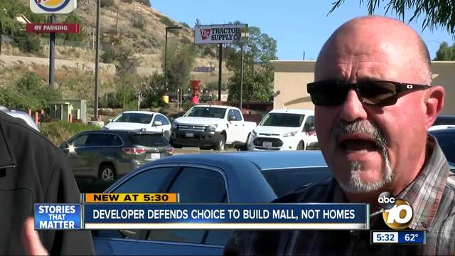 Concerns grow after decision not to build homes