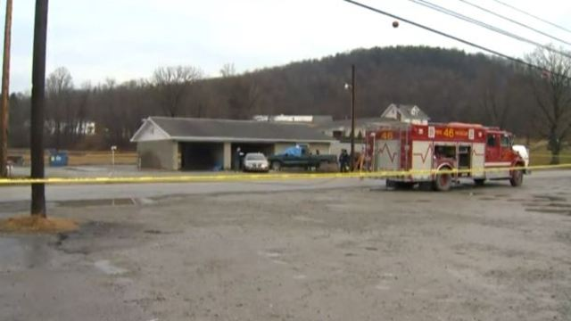 Five dead in vehicle wash shooting South of Pittsburgh
