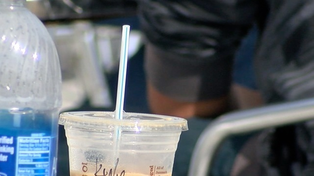 This California lawmaker introduced a bill to reduce plastic straw use