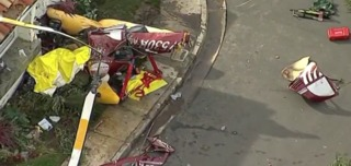 3 dead in California helicopter crash