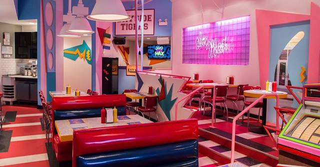 Saved By the Bell themed diner heading to Los Angeles - 10News.com ...