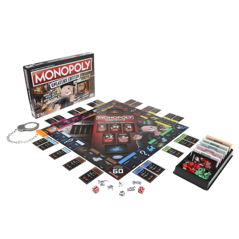 Monopoly is releasing a special edition just for cheaters