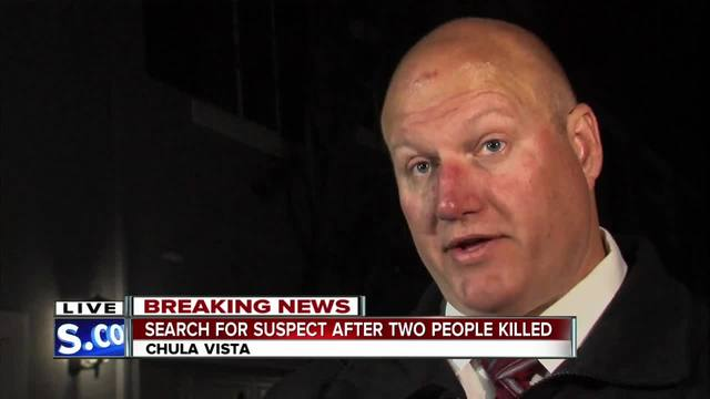 Suspect in Chula Vista double slaying found dead in Norwalk