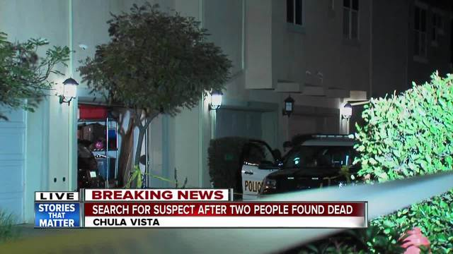 Two women fatally shot in Chula Vista, suspect found dead in Norwalk