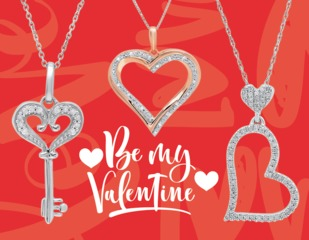 CONTEST: Kevin Jewelers Valentine's Giveaway