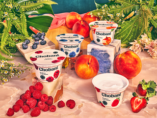 Chobani giving free yogurt to every American