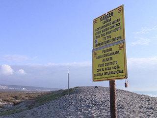 Lawmakers want suit over Tijuana River sewage