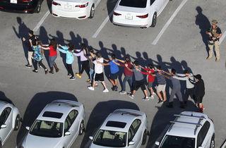 PHOTOS: Florida school mass shooting