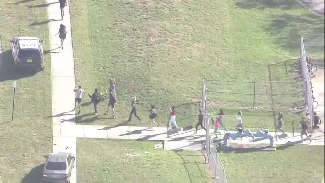 Florida high school shooting kills 17