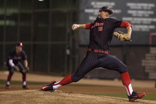 SDSU baseball opens season with 9-1 victory...