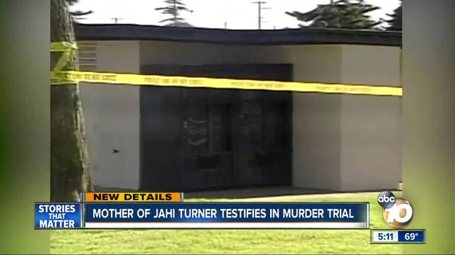 Mother testifies against stepfather accused in Jahi Turner-s death
