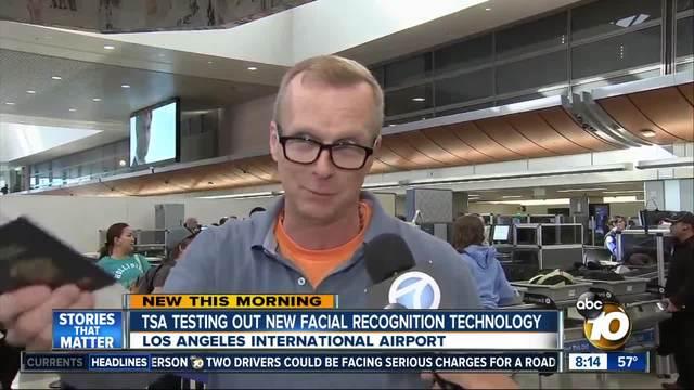 TSA Testing Body Scanners