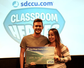 Classroom Heroes: Nancy Sandoval