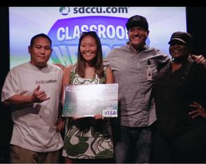 Classroom Heroes: Amy Budde