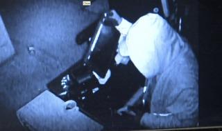 A thief strikes Te Mana Cafe on Valentine's Day