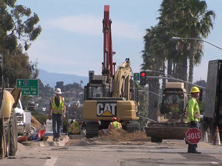 Ongoing road work irks Pacific Beach residents