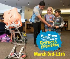 San Diego Science Expo is back!