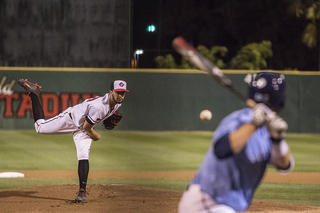 Aztecs drop extra-innings thriller to rival USD