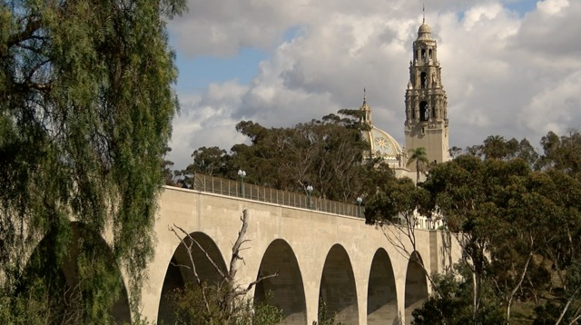 29-year-old stabbed on bench at Balboa Park