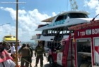 Ferry explosion injures 25 in Mexico