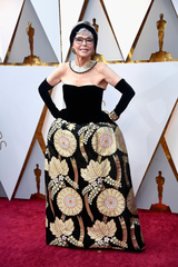 See the dress Rita Moreno re-wore to the Oscars