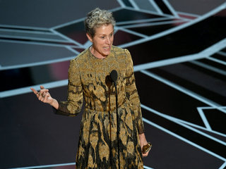 Man accused of stealing Best Actress Oscar