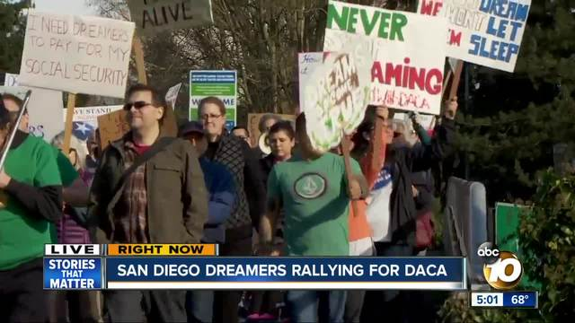 DACA's future rests with Congress, courts
